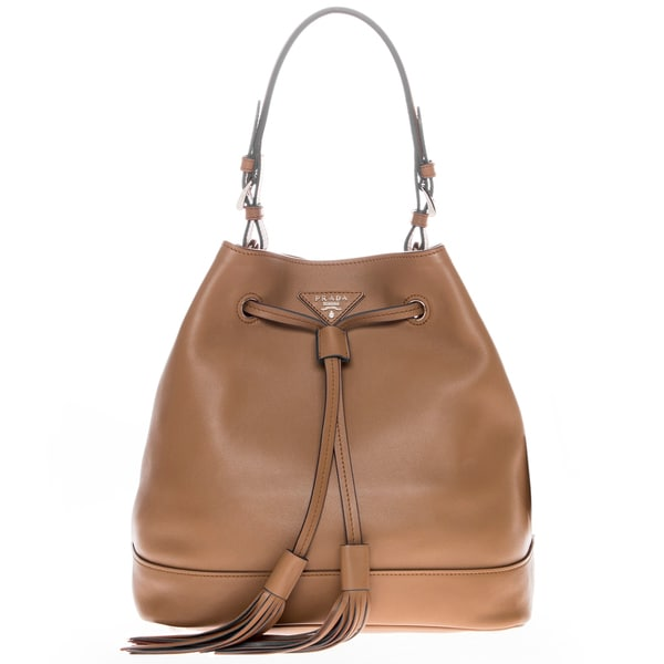 f007b504c5bba6 Prada Leather Bucket Bag Price | Stanford Center for Opportunity ...