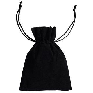 Visol Black Velvet Pouch for 4 oz Flasks