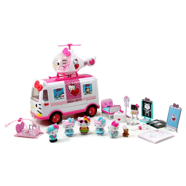 Jada Toys Hello Kitty Rescue Set 17668129 Overstock