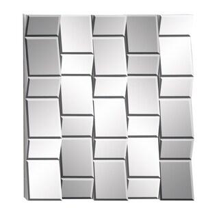 Abbyson Living Isabella Square Wall Mirror 15591046