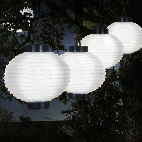 Outdoor Asian Lanterns 112