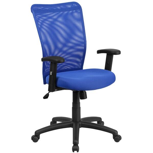 High Back Mesh Executive Ergonomic Swivel Office Chair