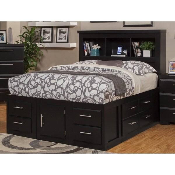 Overstock Com Bedroom Furniture: Sandberg Furniture Serenity Ultimate Twelve-drawer Storage
