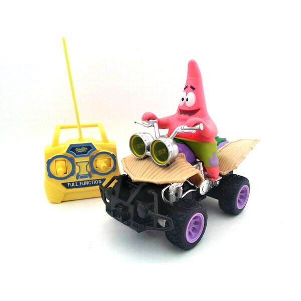 Full Function Remote Control Spongebob Quot Patrick Atv