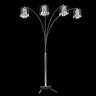 Mushroom 5 Light Arc Floor Lamp 14981059 Overstock
