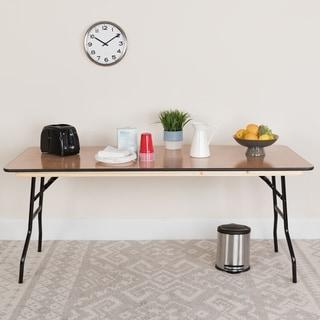 Cosco 6 Foot Center Fold Table 15368748 Overstock Com