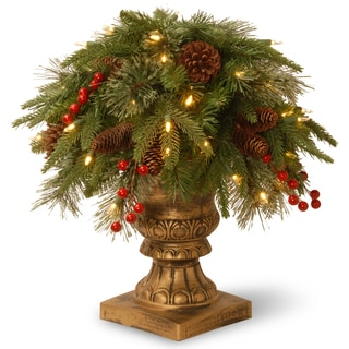 Northlight 7' Pre-Lit Flocked Alpine Artificial Christmas Tree - Clear Lights. Sold by Ami Ventures Inc. add to compare compare now. $ $ Bigbolo 22
