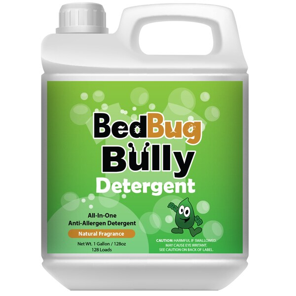Hypoallergenic Bed Bug Amp Dust Mite Killing Laundry