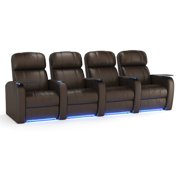 Octane Diesel Xs950 Seats Straight Power Recline Brown