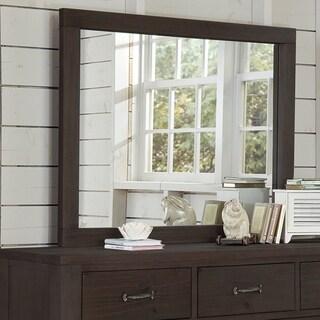 Cheval Espresso Finish Wooden Bedroom Floor Mirror
