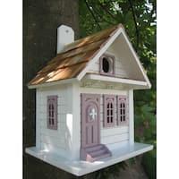 Shotgun Cottage Birdhouse