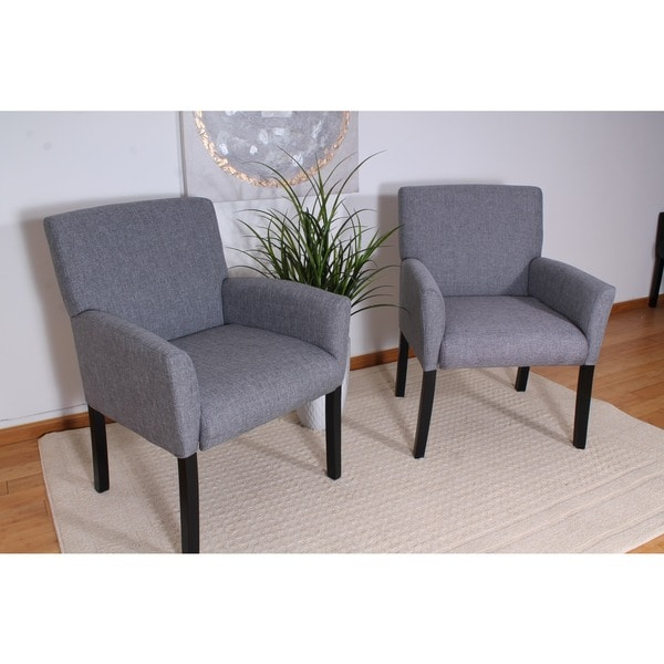 Overstock Office Furniture: Boss Contemporary Guest Chair
