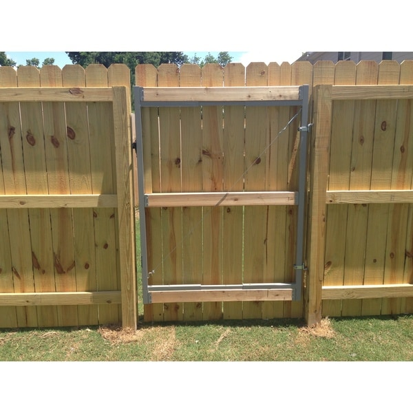 Adjust-A-Gate™ 3 RailKit-Contractor 36 Inches To 60 Inches