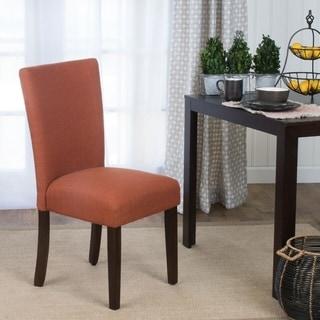 Homepop Classical Stripes Parson Dining Chair Marisol