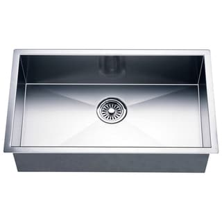 Dawn Undermount Stainless Steel Single Bowl Square Sink best buy