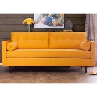 Furniture Of America Visconti 2 Piece Premium Fabric Sofa