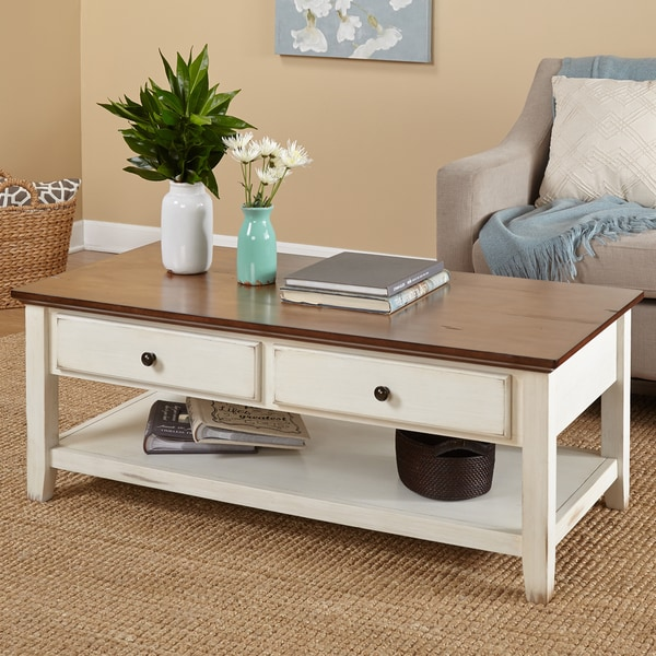 Simple Living Charleston Coffee Table 17813507
