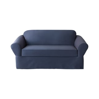 Sure Fit Stretch Brixton Loveseat Slipcover 16412056