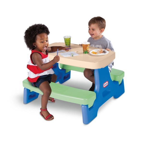 Easy Store Jr Play Table 17824143 Overstock Com