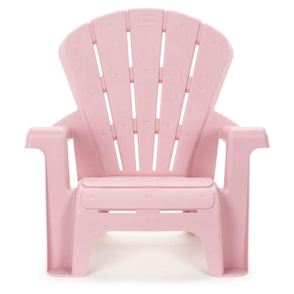 Little Tikes Pink Garden Chair 17824647 Overstock Com