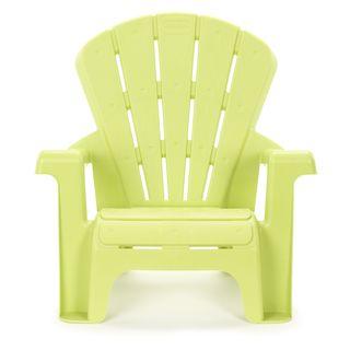 Little Tikes Green Garden Chair