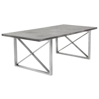 Metal Dining Room Tables Overstock Com