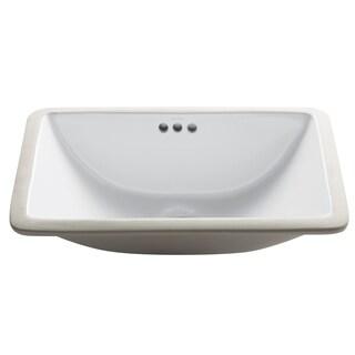 Undermount Bathroom Sinks Overstock Com