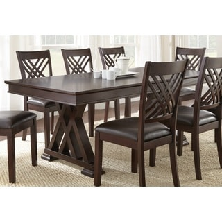 solid wood 30 inch square dining table 12356987 shopping great deals on. Black Bedroom Furniture Sets. Home Design Ideas