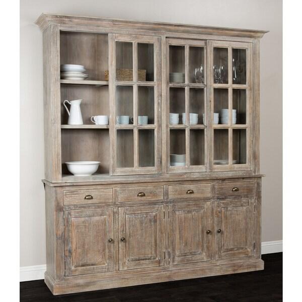 Pine Wood Kitchen Cabinets: Kosas Home Kosas Collection Rockie Pine Wood Cabinet