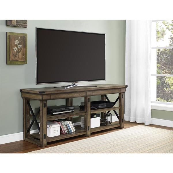 Altra Wildwood Rustic Grey 65 Inch Tv Stand 17879532