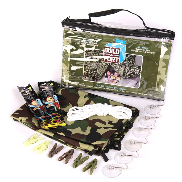 851724001954 UPC - Build A Fort Kit For Ages 3 By