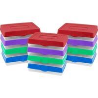 Storex Large Pencil Case (12 units/pack)