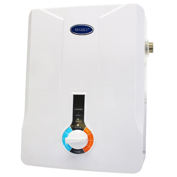 Marey Power Pak Plus Electric Water Heater 4 4kw 110v