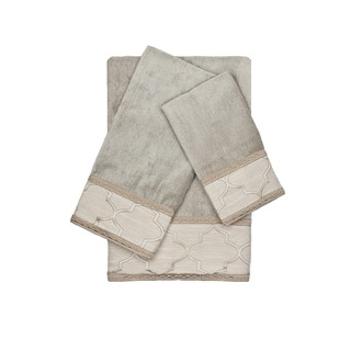 Sherry Kline Winchester Decorative 3 Piece Towel Set