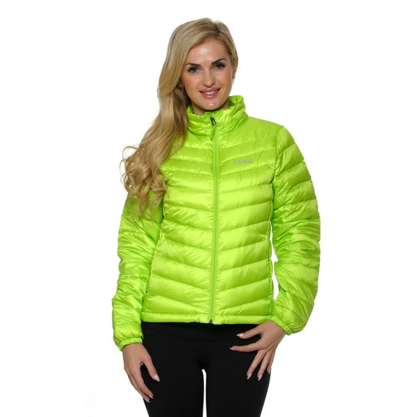 Marmot Women S Green Lime Jena Jacket 17910724