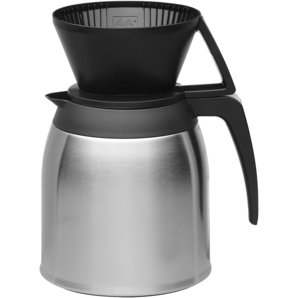 Melitta 10 Cup Pour Over Coffee Brewer With Stainless