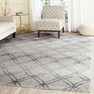 Safavieh Hand Tufted Boston Grey Cotton Rug 9 X 12
