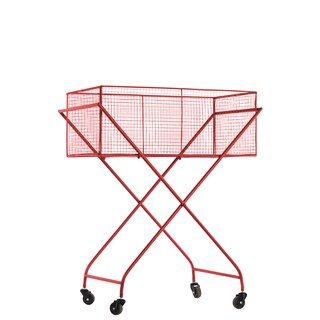 Whitmor Laundry Butler Utility Cart 15365973 Overstock