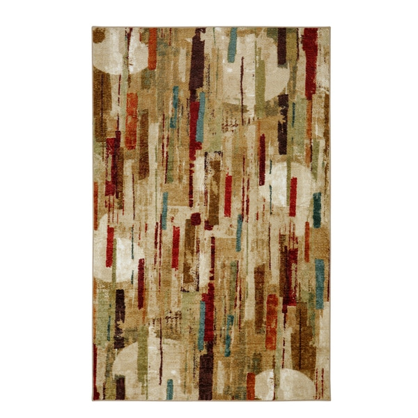 Mohawk Home Strata Facets Printed Rug 5 X8 18001967