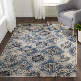 Grey Contemporary 5x8 6x9 Rugs Shop The Best Brands