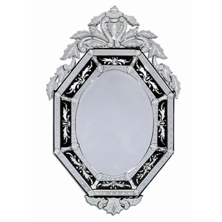 Lucille Ventian Mirror 16718263 Overstock Com Shopping