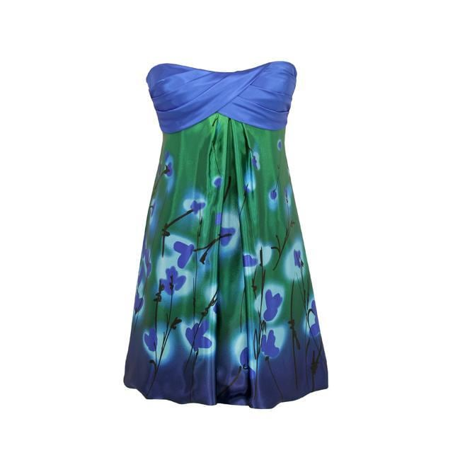 39911c77f9361 Jump Apparel Floral Bubble Dress on PopScreen