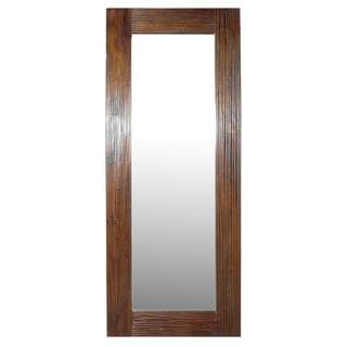 American Made Rayne Dark Walnut Tall Mirror 16130280