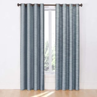 Aurora Home Silver Grommet Top Thermal Insulated 108 Inch