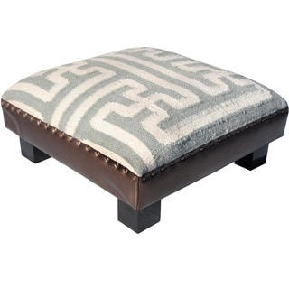 Safavieh Southwest Viscose Footstool Bench 14175358