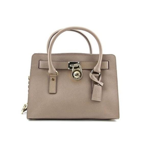 Michael Kors Hamilton Saffiano Satchel Handbag
