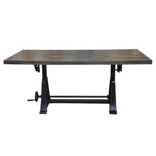 Rustic Dining Room Tables Overstock Com