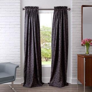 Heritage Landing Iron Work Curtain Panel Pair 18106768