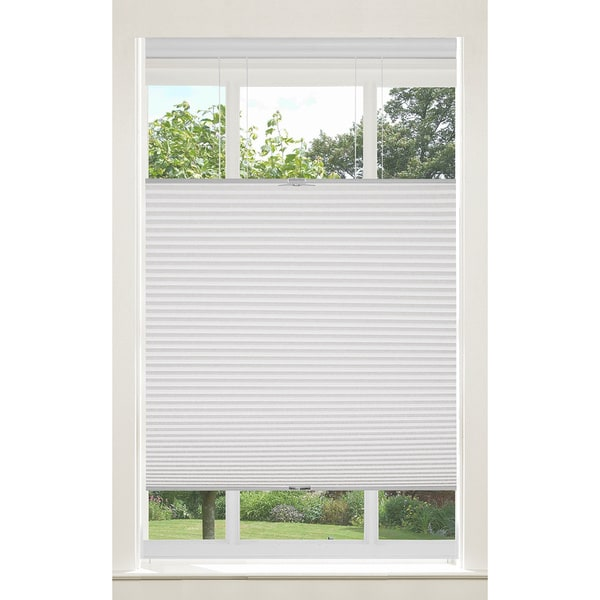 Top Down Bottom Up Cordless Honeycomb Cellular Shade