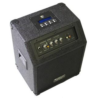 Acoustic Audio Gx 400 1200 Watt 2 Way 6 5 Inch Pro Dj Pa